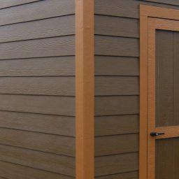 lap siding shed option siding or