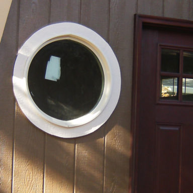 round windows shed quote estimate