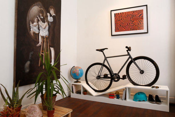 bike shed storage furniture