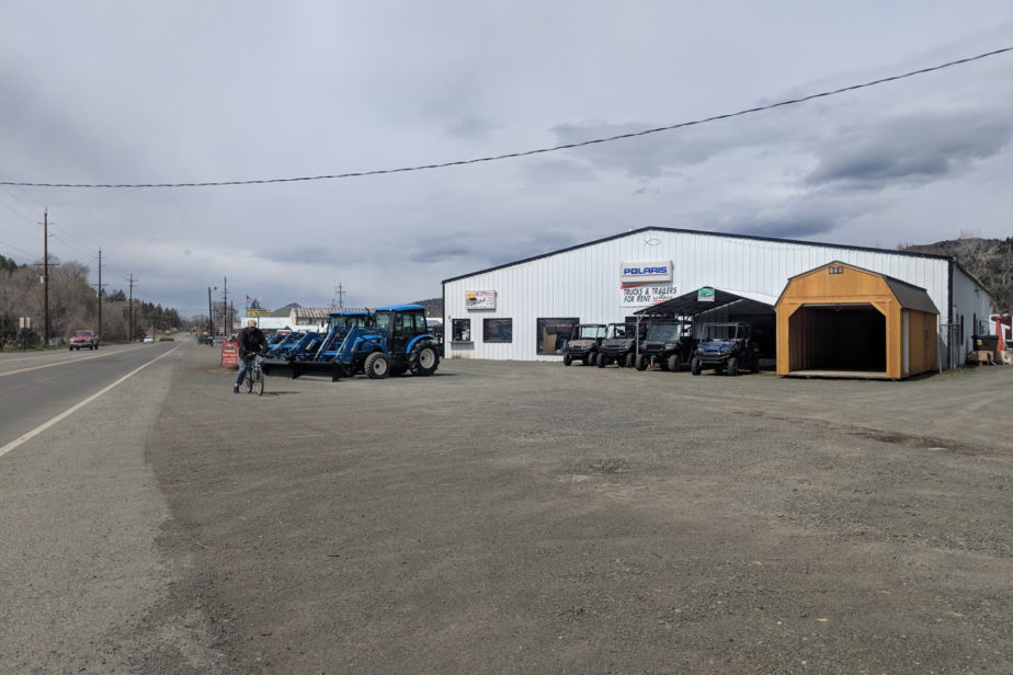 john day polaris shed dealer in oregon