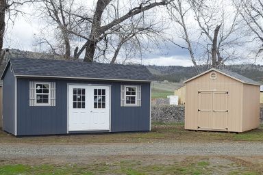 sheds for sale from john day polaris
