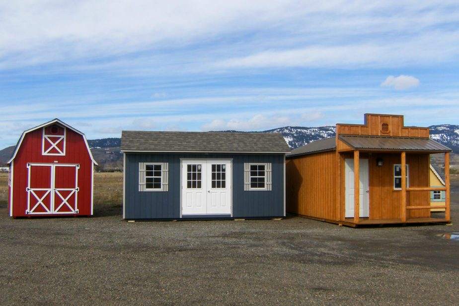 shed contruction standards in oregon