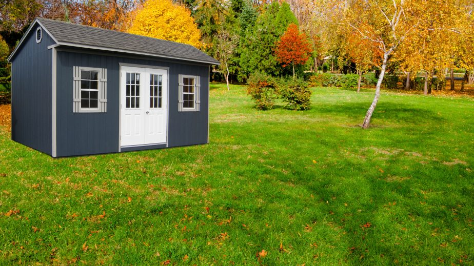 utility shed near me or
