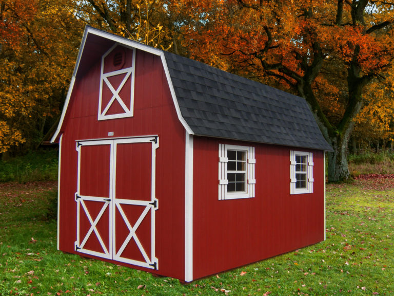 oregon outdoor storage sheds
