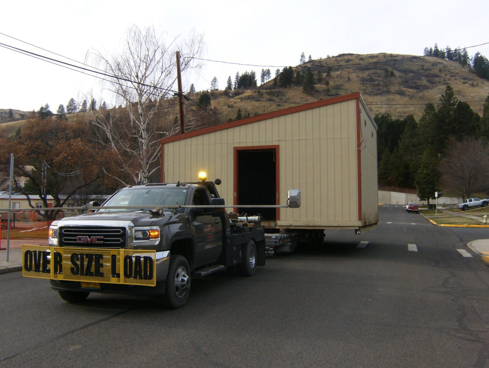 Shed Delivery Top Tier Shed Hauling And Moving In Oregon