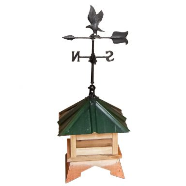 chicken coop cupola