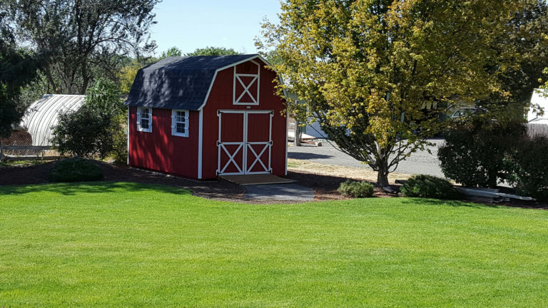 Rent-to-own Storage Sheds | Financing from Countryside Sheds