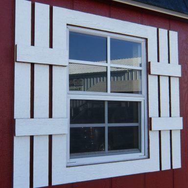 fixed window shutters